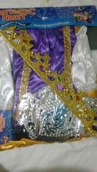 Vendo disfraz Rey talla 2