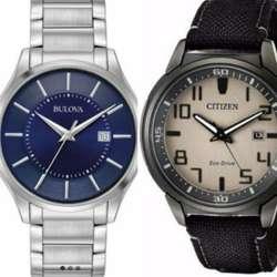 Reloj Hombre Bulova Y Citizen