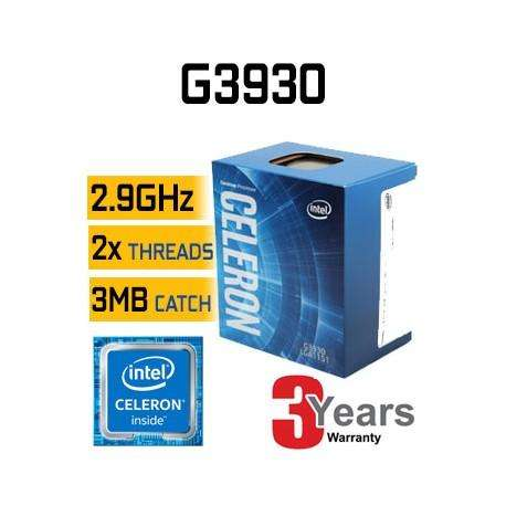 Procesador Intel G3930 2,9 Ghz Socket 1151 6-7ma. Generacion 79
