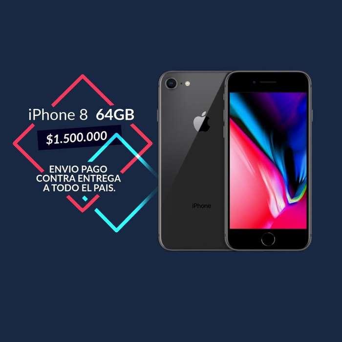 iPhone 8 Usados 64 Gb