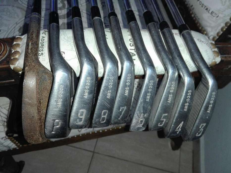 9 Palos Usados Golf
