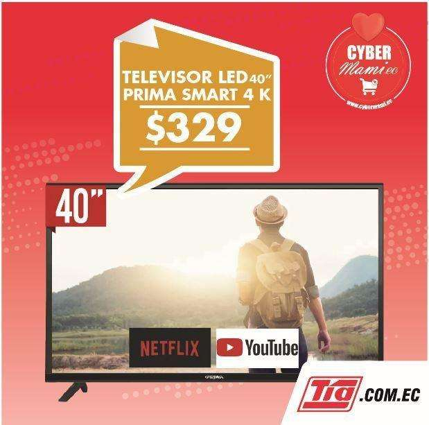 <strong>televisor</strong> PRIMA LED 40PLG SMART