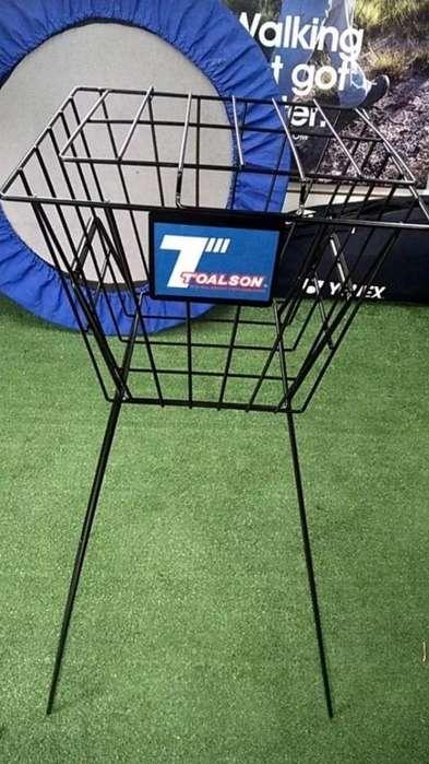 Canasto Tenis Toalson 90bols