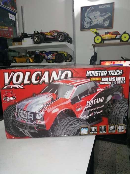Carro Monster Truck Volcano Epx Rc 50 Km