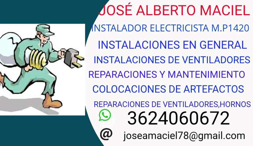 José Maciel Electricista