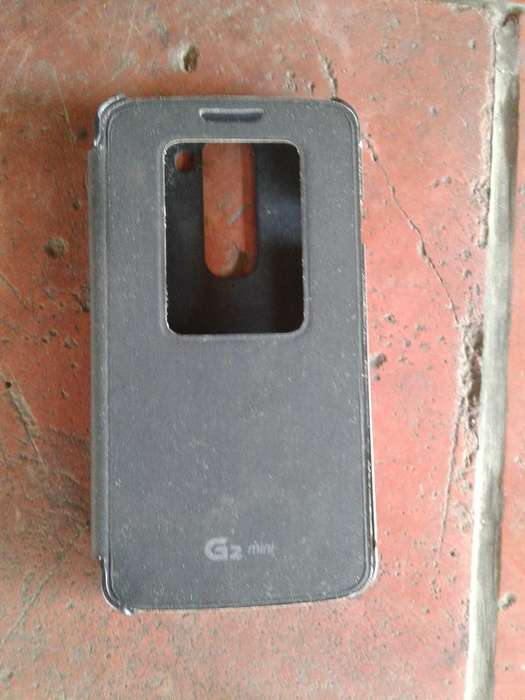 Flip Cover O Funda Lg G2 Mini Original