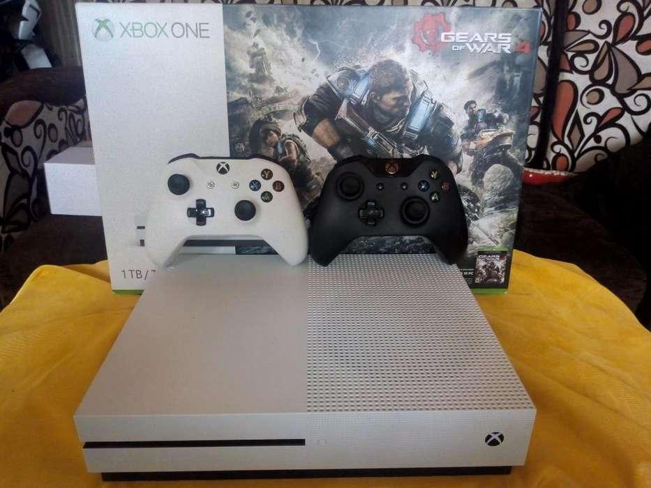 Xbox One S 1000gb (1tb) 2 Controles