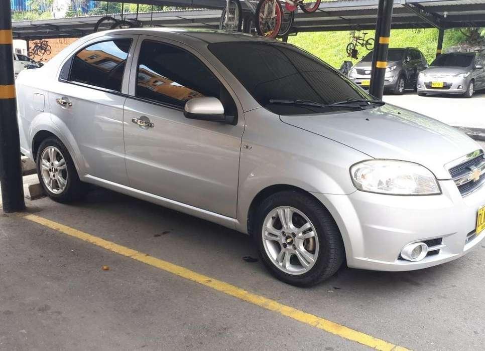 Chevrolet Aveo 2012 - 104000 km