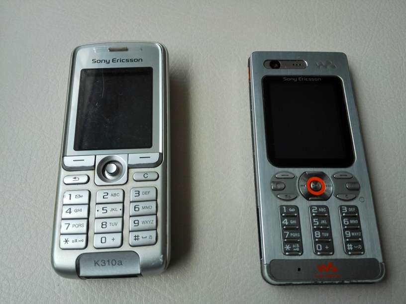 GangaSony Ericsson W880i clasico en su caja original con accesorios Sony Ericsson k310 funcional