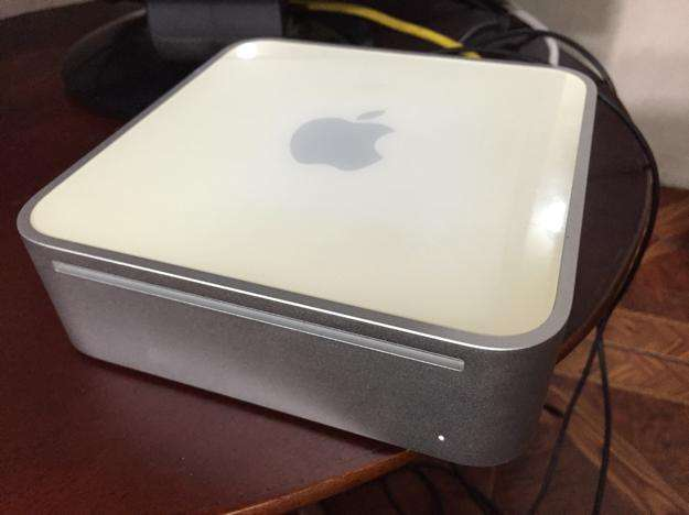 Apple Mac Mini G4 Original Con OS X 10.5.8 Leopard Negociable