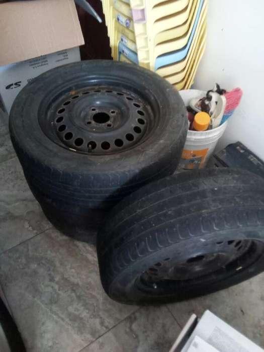 <strong>llantas</strong> Rin 15 Automovil