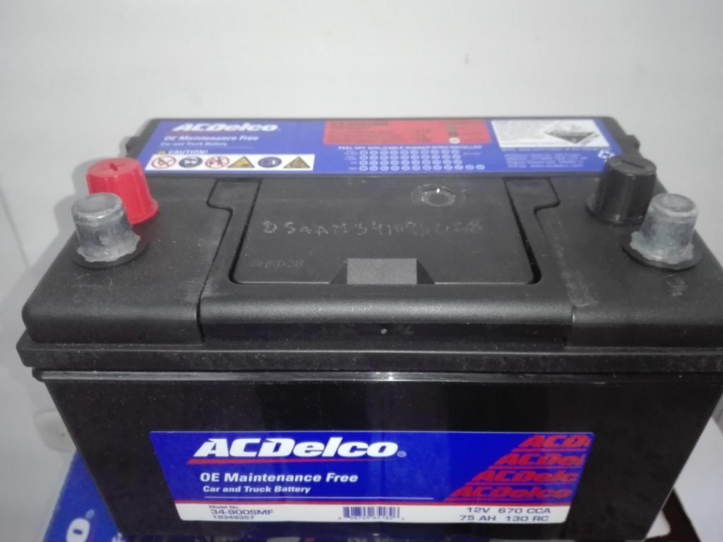 Bateria 900 Amp Servicios Auto Agricola