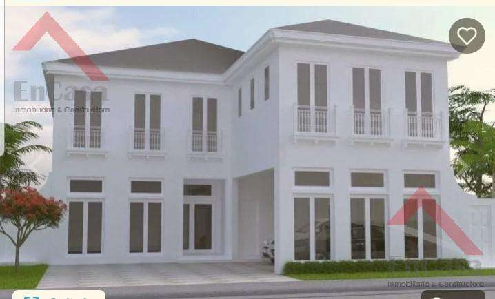Venta de Proyecto de Casa en la Urbanización Aires del Batan, cerca del C.C Plaza Lagos, Samborondon
