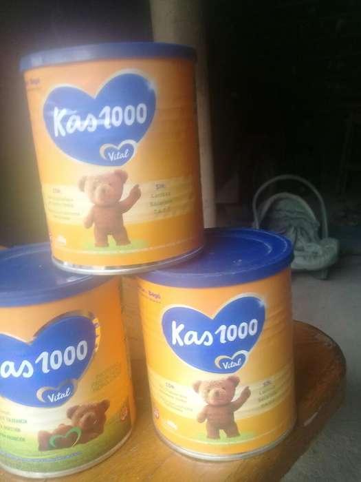 Vendo Leche Kas 1000 a 700 Pesos
