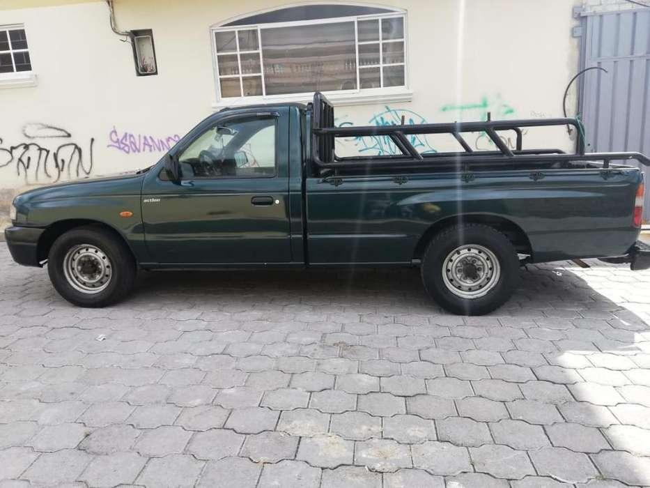 Mazda B 2200 2003 - 4400000 km