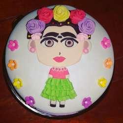 Torta Decorada Personaje Temática