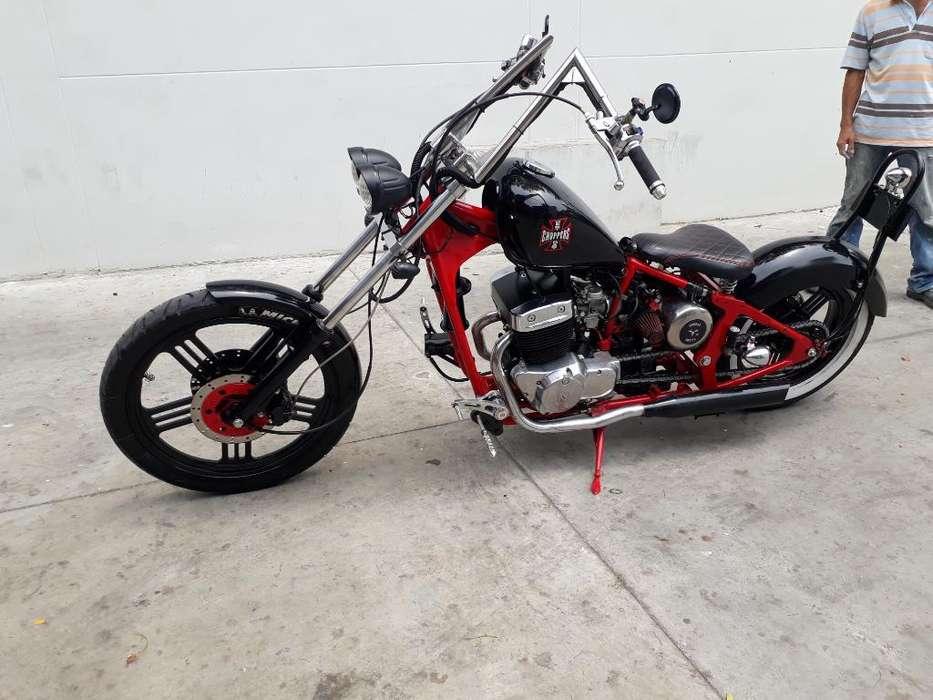 Moto Chopper 2009