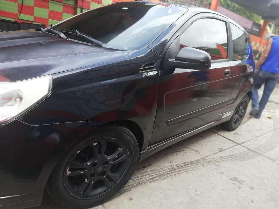 Chevrolet Aveo 2010 - 113000 km