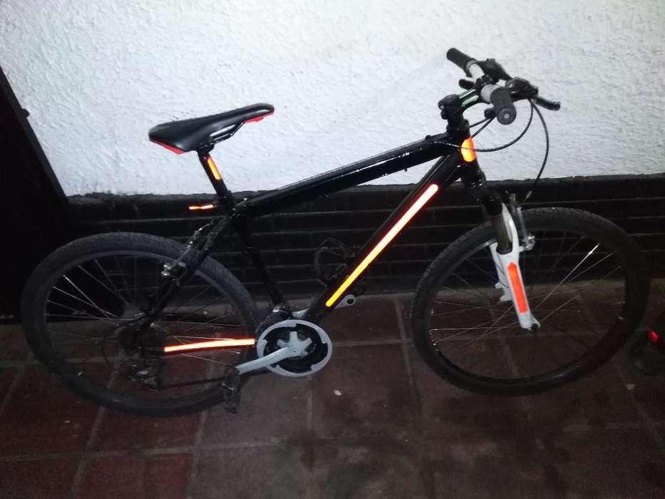 Bicicleta Esportin Chimano 500