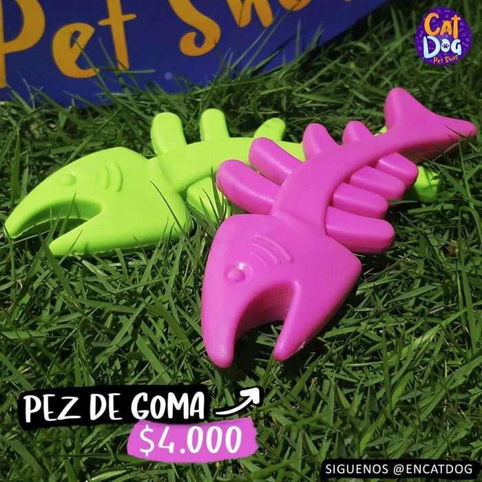 Juguetes de Goma para Mascotas
