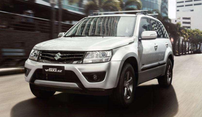 Suzuki Grand Vitara SZ 2020 - 0 km