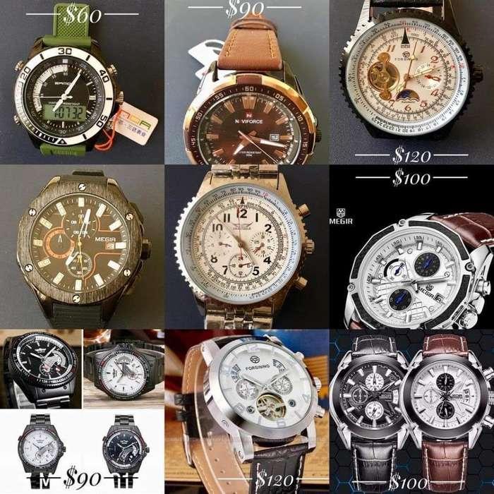 Vendo Relojes Nuevos
