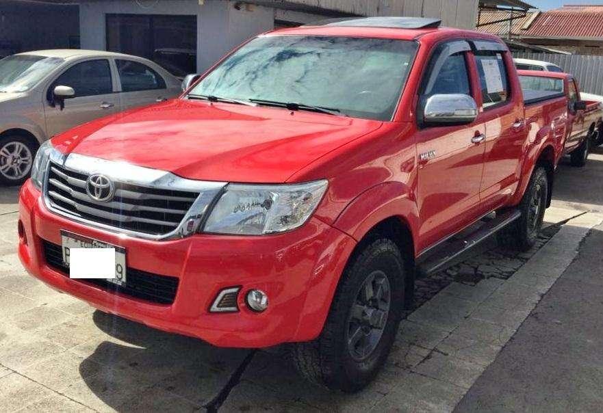 Toyota Hilux 2014 - 88000 km