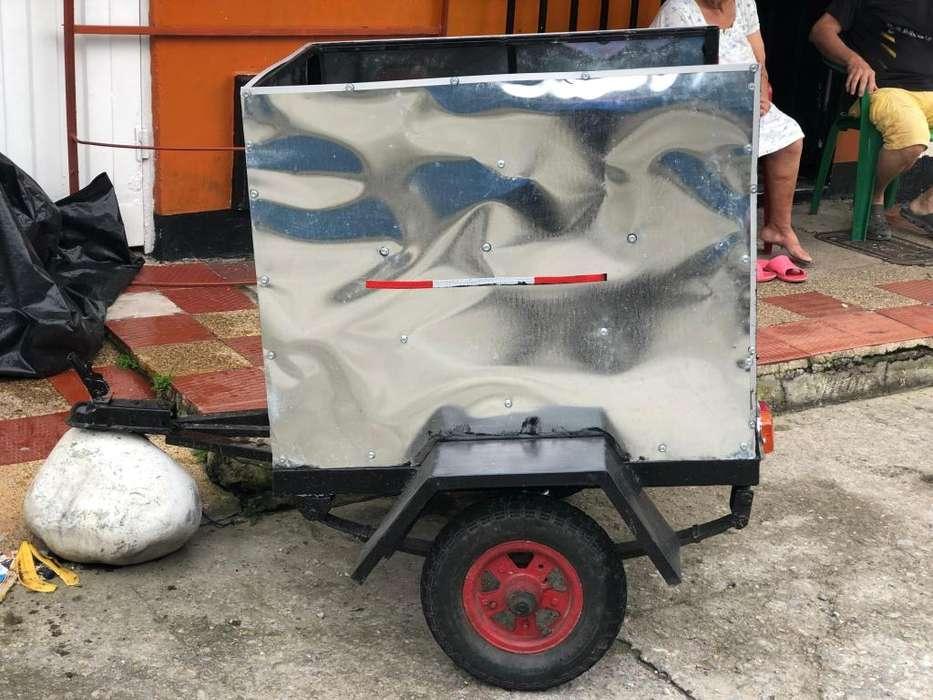Trailer moto