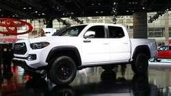 Camioneta Toyota Tacoma OFF ROAD 4X4 2019 0 kms