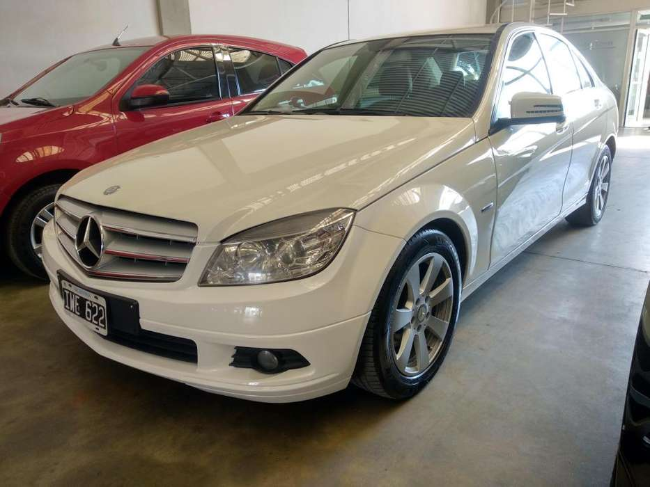 <strong>mercedes-benz</strong> Clase C 2010 - 160000 km