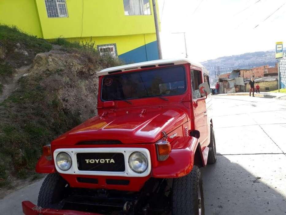 Toyota Land Cruiser 1983 - 300000 km