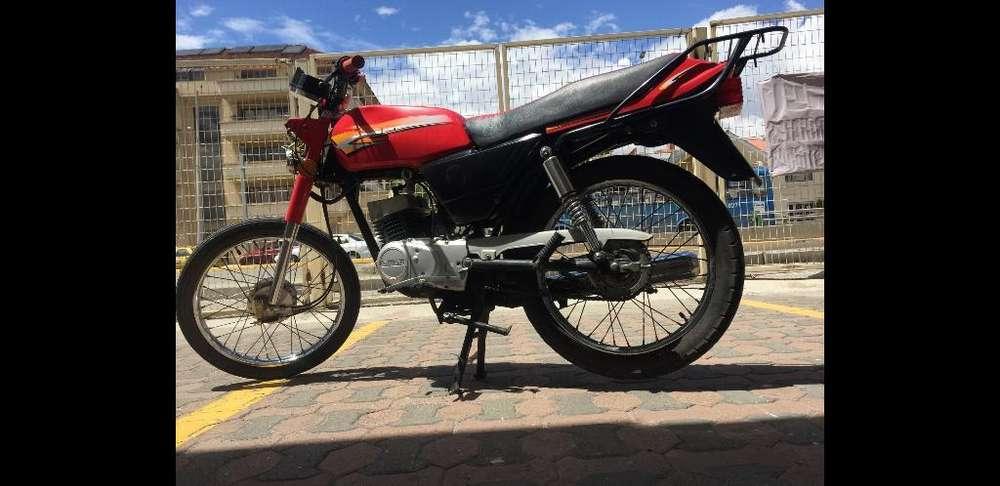 Ax100 Cambio por Motoneta
