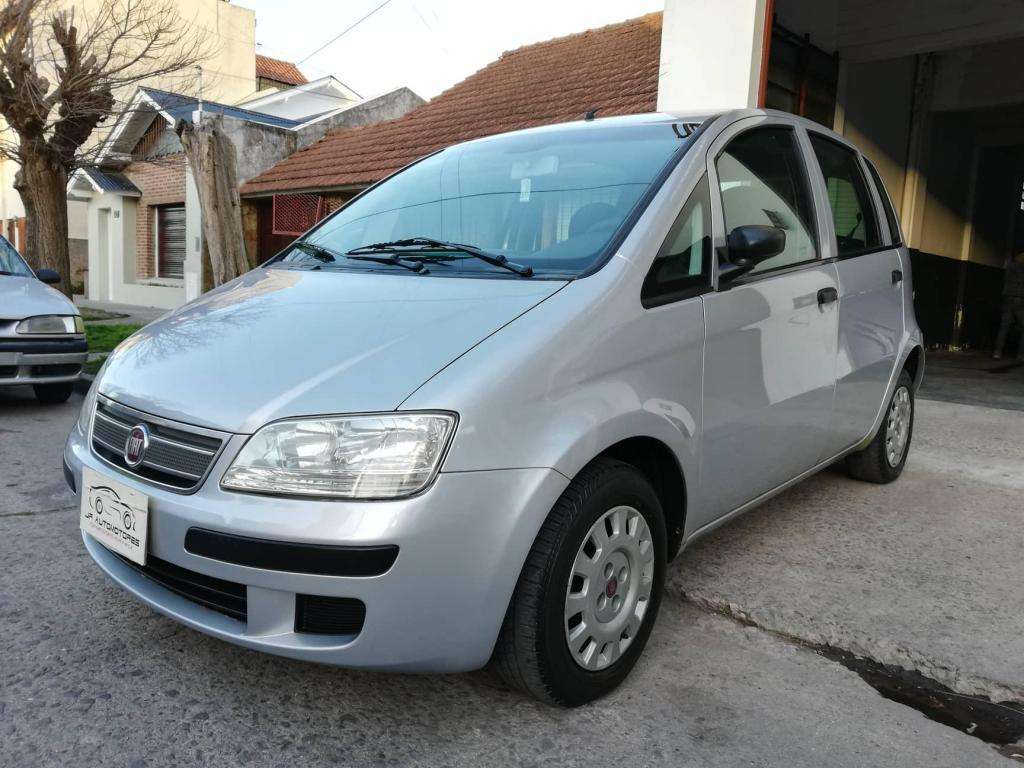 Fiat idea elx 2010 full gnc