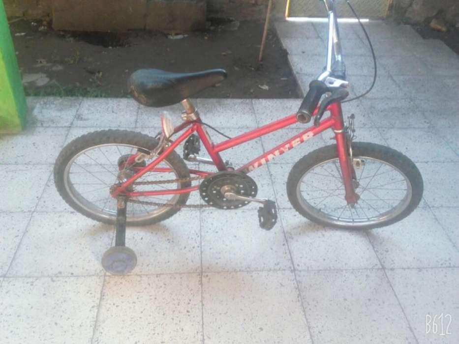 Vendo Bici Hay Q Cambiarla La Cubierta