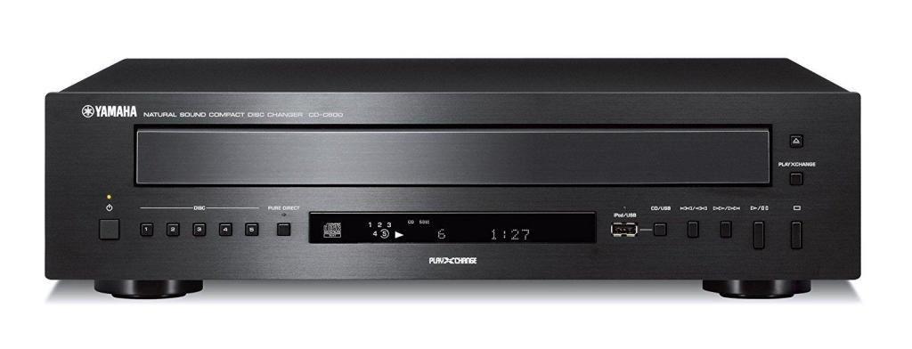 Yamaha Cdc600 Cd de 5 Discos