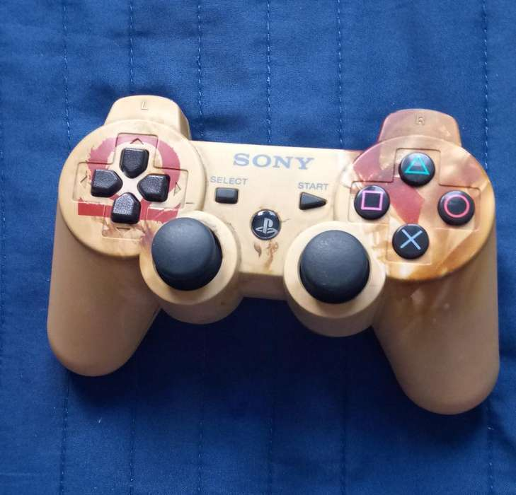 Control Original Play3 Edicio God Of War