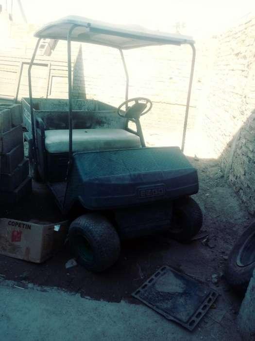 Vendo Carro de Trabajo Motor Fema 13hp