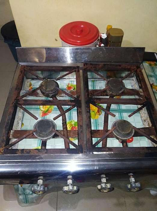 Venta Cocineta Industrial 4 Ornillas