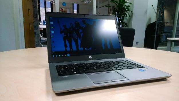Ultrabook Hp I5 4 Generación 4 Gb Ram 500 Hdd Impecable!!
