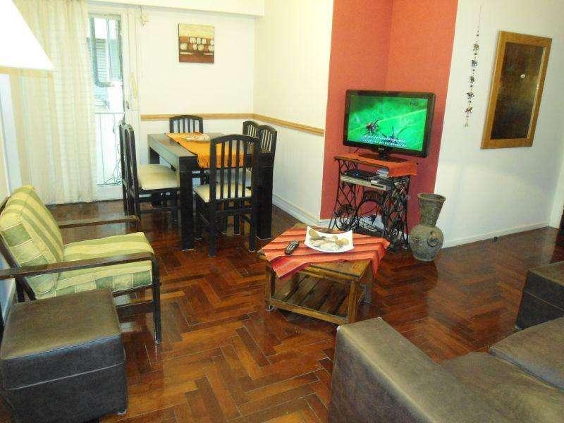 Departamento en Alquiler temporario en Almagro, Capital federal 25000