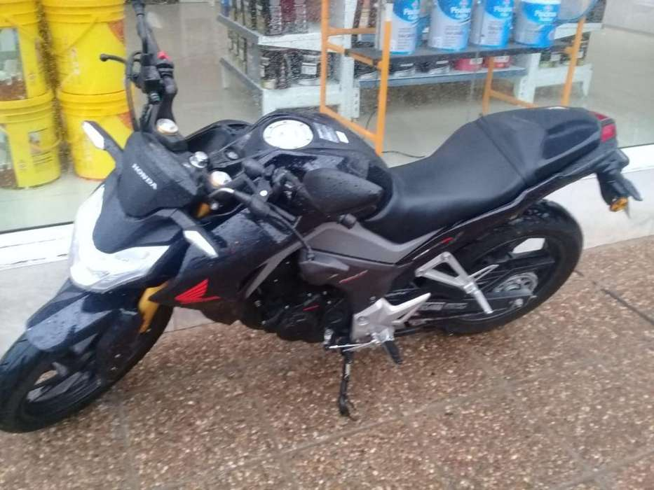<strong>honda</strong> Cb 190 R 2018 Impecable