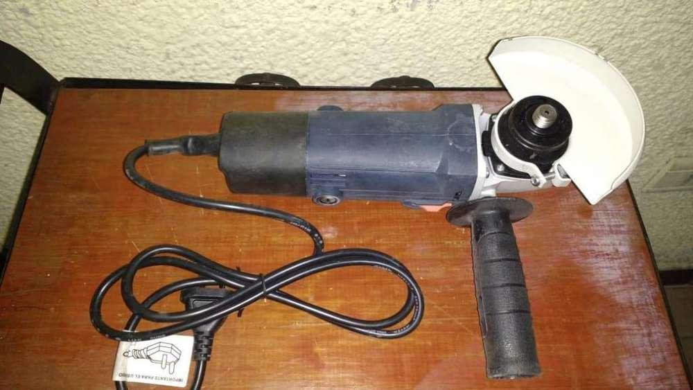 Amoladora Bosch Nueva Sin Caja Para Discos de 115 Mm