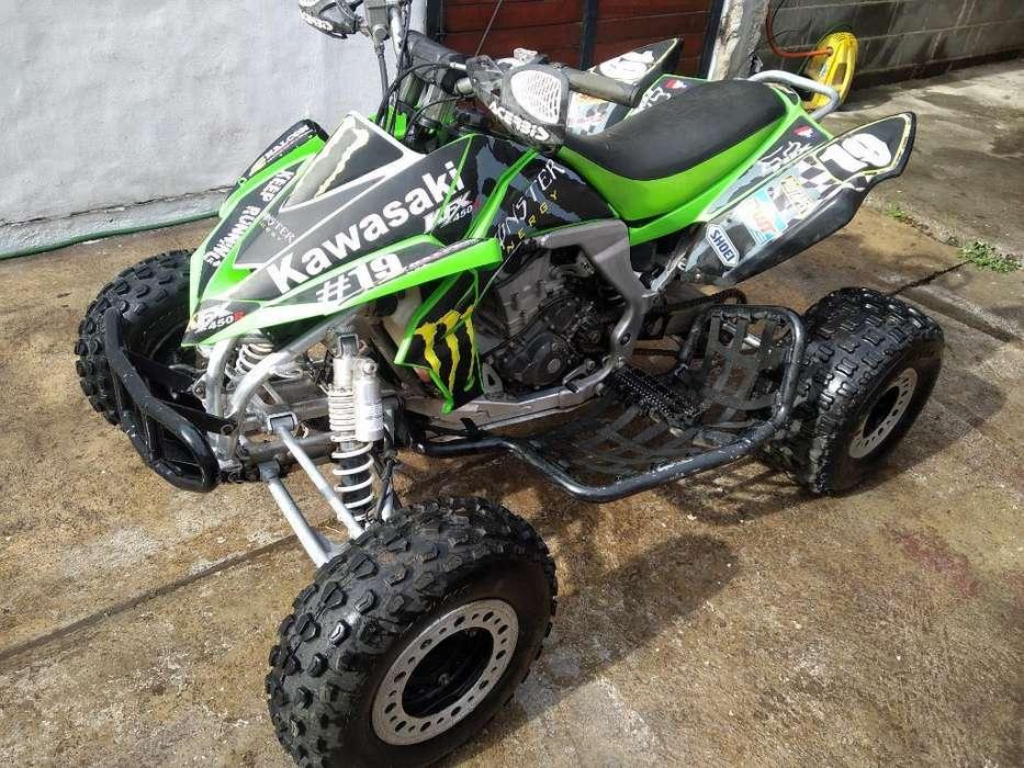 Cuatriciclo Kawasaki Kfx 450 R
