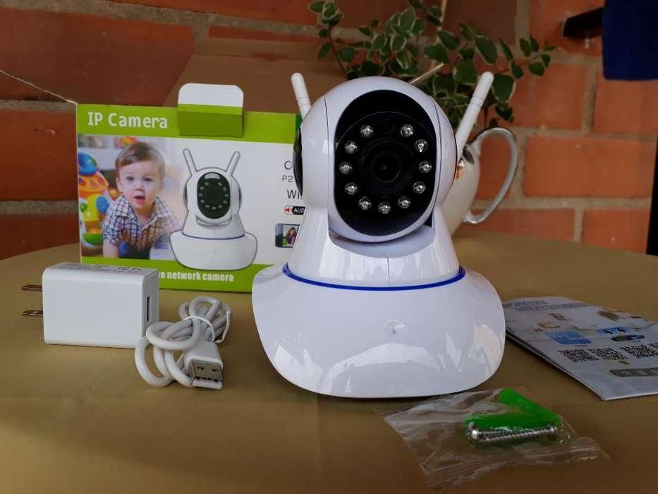 Cámara Ip360 para Vigilancia