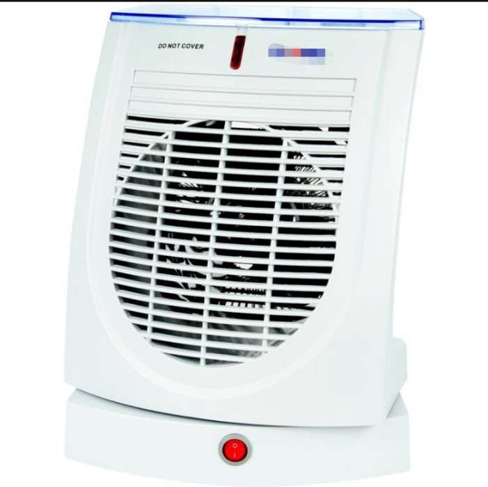Calentador Ambiente con Resistencia