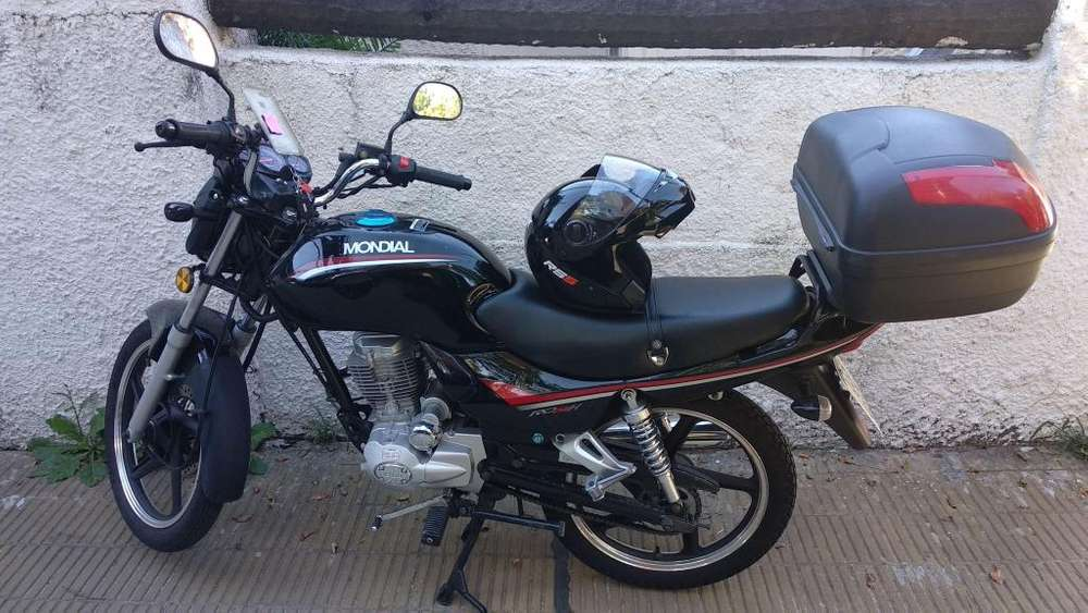 se vende moto Mondial RD 150H