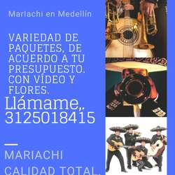 Mariachi Medellín