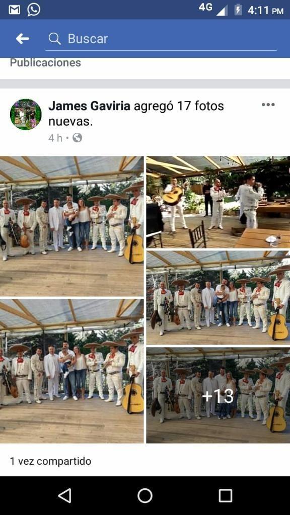 Mariachi Voces de Guadalajara de Medellí