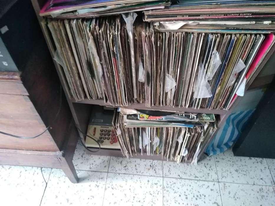 vinilos de todo tipo de musica