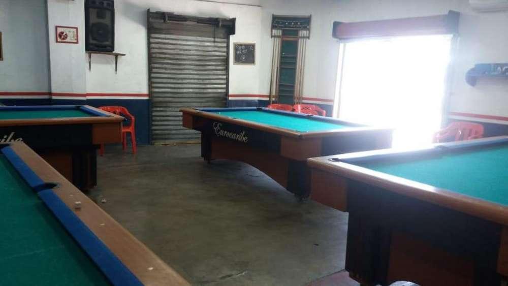 Mesas de Billar Pool